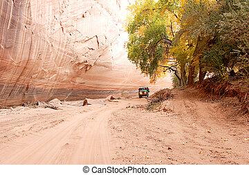 Canyon de Celly National Park