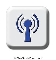 tour, wifi, bouton