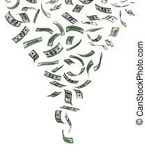 tourbillon, argent