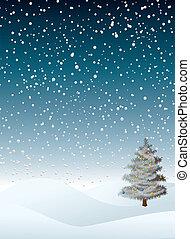 tourbillon, inverno