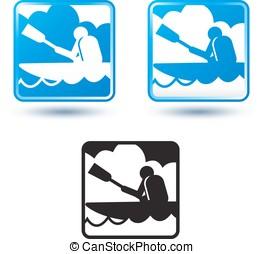 Tourism and active lifestyle, Tourism Kayaking