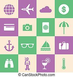tourism symbol