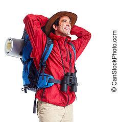 tourist., ハイキング