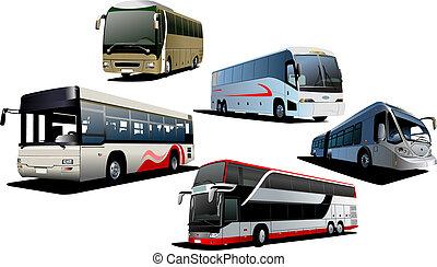 Tourist coach