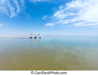 Tourist resort at Dead sea, Israel - Tourist resort at the ...