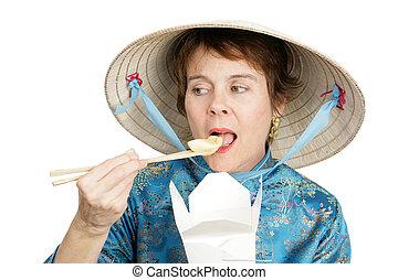 Tourist Samples Dumpling