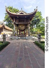 touristic, confucius, hanoi, vietnam, attraction.,...