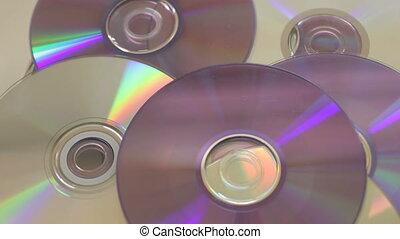 tourner, dvd, tas, cd