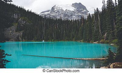 Tourquise lake