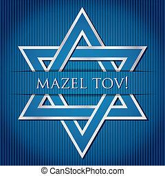 tov, mazel