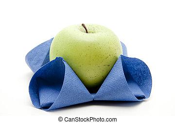 tovagliolo, mela