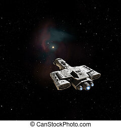 Towards the Nebula