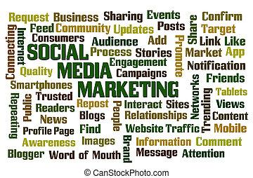 towarzyski, media, handel