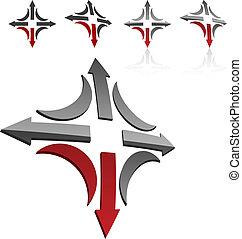 towarzystwo, symbol.