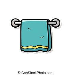 towel doodle