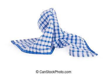 towel., serviette, fond, cuisine