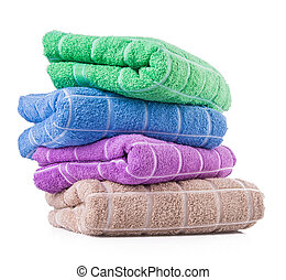 towel., toalha, fundo