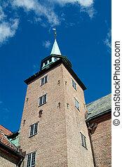 Tower at Akershus, Oslo
