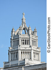 Tower at victoria and albert museum london
