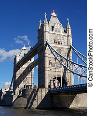 Tower Bridge 001 - Tower bridge in the UK
