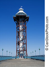 Tower in Erie