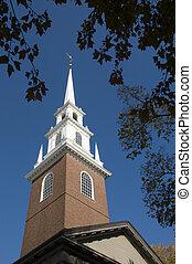 Tower in Harvard
