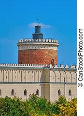 Tower in Lublin Castle