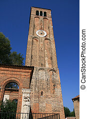 Tower in Murano, Venice