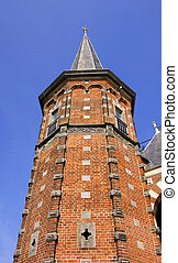 Tower in the netherlands