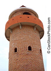 Tower in The Verona Tublan at