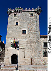 Tower of Avila, Castilla y Leon, Spain