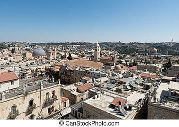 Tower of David in Jerusalem