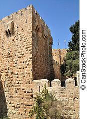 Tower of David.