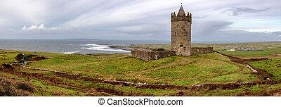 Tower of Doonagore Castle