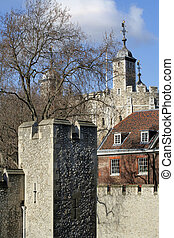 Tower of London - Built by William the Conqueror