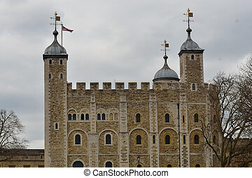 Tower of London Keep