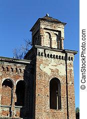 Tower of sinagogue