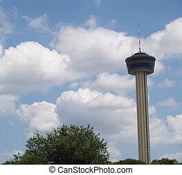 Tower of the Americas - San Antonio Texas