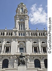 Tower of the City Council, Porto