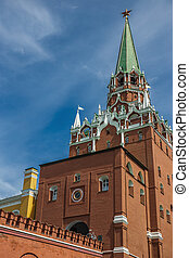 Tower of the Moscow Kremlin