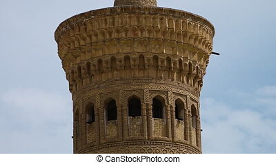 Tower Structure with Lookout - Steady, exterior, medium...