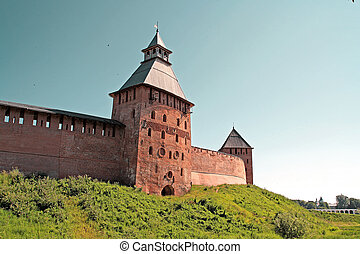tower to old fortress