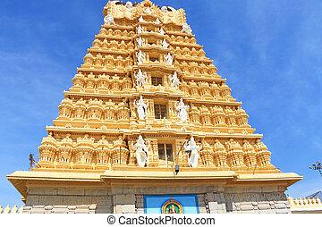towering gopuram india - gopuram shrine