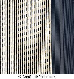 Towering modern building in Salt Lake City Utah
