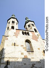 Towers church in Kracow