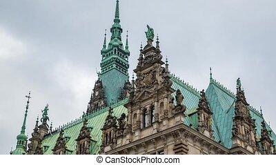 Town Hall - Hamburg, Germany