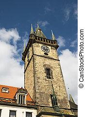 Town hall in Prague