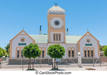 Town Hall in Willowmore, South Africa