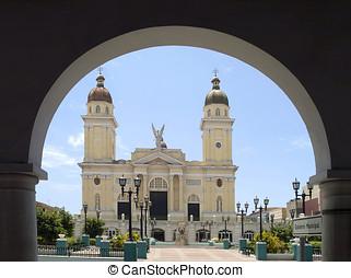 Town hall of Santiago de Cuba - The city hall of Santiago de...