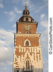 Town Hall Tower, Krakow;